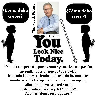 You look nice today, Thomas J. Peters, 2009.08.05, #7