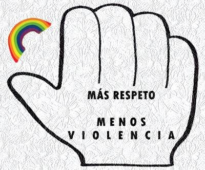 MÁS RESPETO = MENOS VIOLENCIA