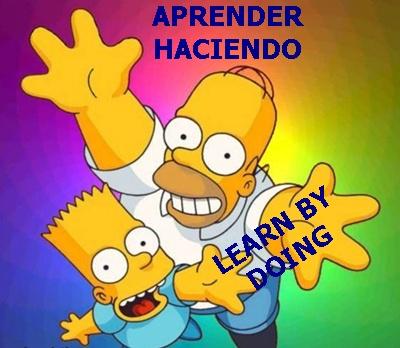LEARN BY DOING, APRENDER HACIENDO