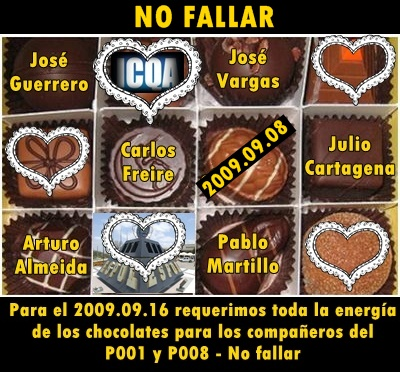 El chocolate nos ayuda a activar nuestros sentidos