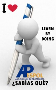 APRENDER HACIENDO APESPOL LEARN BY DOING