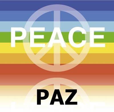 PEACE - PAZ