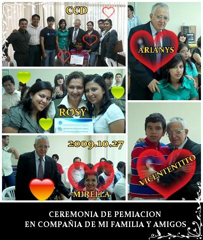 COMPARTIENDO CON MI FAMILIA Y AMIGOS