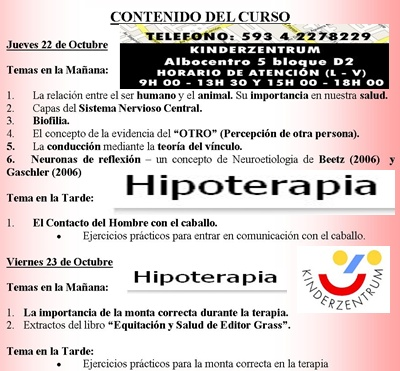 CONTENIDO DEL CURSO