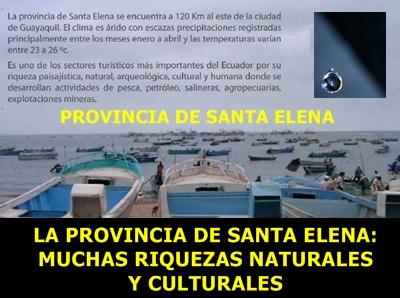 PROVINCIA DE SANTA ELENA