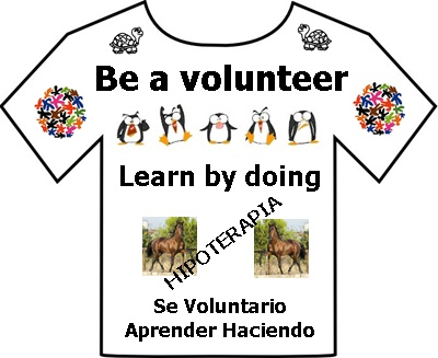 LEARN BY DOING VOLUNTEER