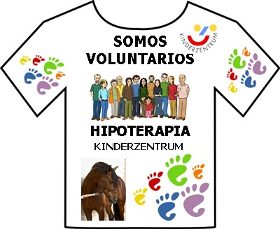 SOMOS VOLUNTARIOS DE HIPOTERAPIA