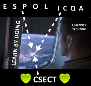 APRENDER HACIENDO EN EL ICQA - CSECT