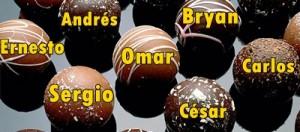 NO OLVDAR LOS CHOCOLATES PARA TODOS