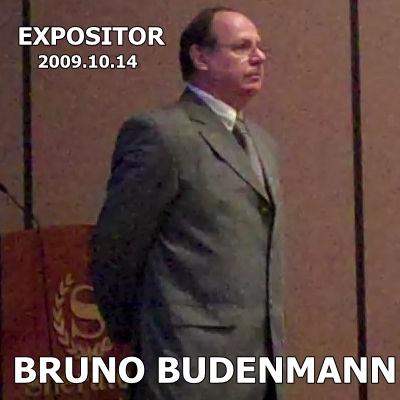 EXPOSITOR BRUNO BUDENMANN