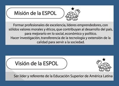 MISIÓN Y VISIÓN DE LA ESPOL