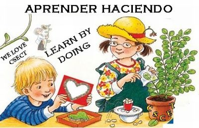 LEARN BY DOING - APRENDER HACIENDO