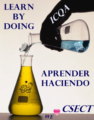 Aprender haciendo, learn by doing