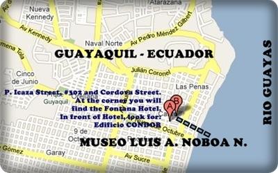 UBICACIÓN DEL MUSEO