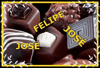 RESPONSABLE DE TRAER CHOCOLATES