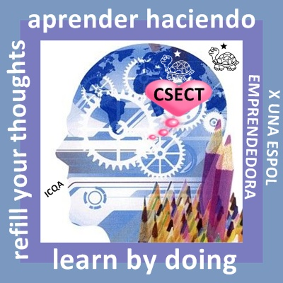 LEARN BY DOING, CSECT, APRENDER HACIENDO