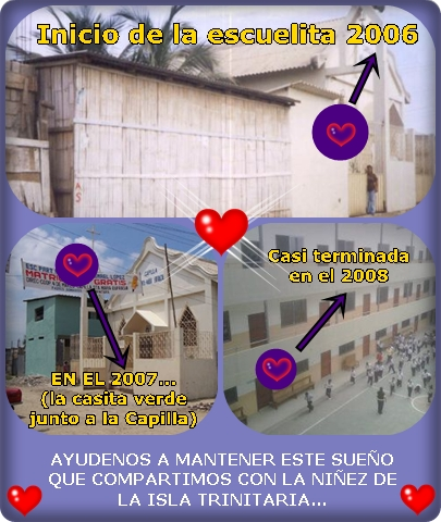 PROGRESOS DE LOS PROYECTOS DE LA FUNDACIÓN KAIROS