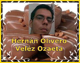 MERECEDOR DE TRAER CHOCOLATES