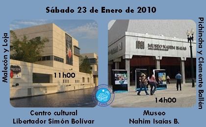 Centro cultural Libertador Simón Bolívar Y Museo Nahim Isaías B.