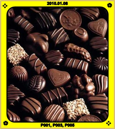 RESPONSABLES DE CHOCOLATES