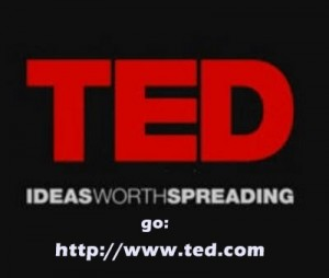 visite http://www.ted.com