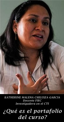 KATHERINE MALENA CHILUIZA GARCIA - Docente FIEC - Investigadora en el CTI