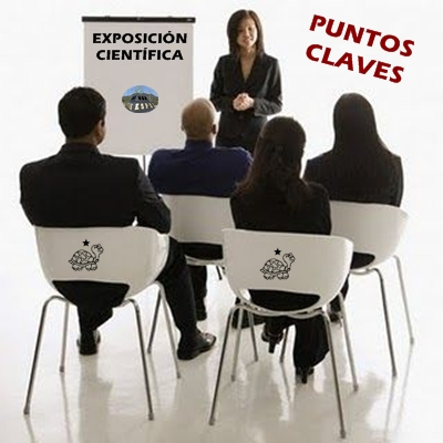 PUNTOS CLAVES PARA UNA EXPOSICIN CIENTFICA