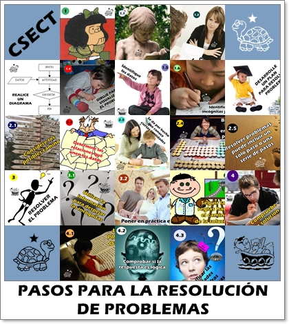 PASOS PARA LA RESOLUCIN DE PROBLEMAS