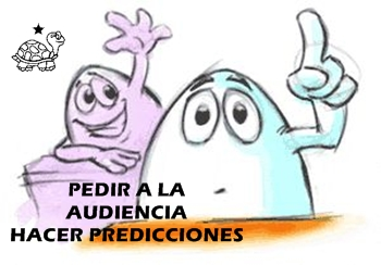PEDIR A LA AUDIENCIA PREDICCIONES