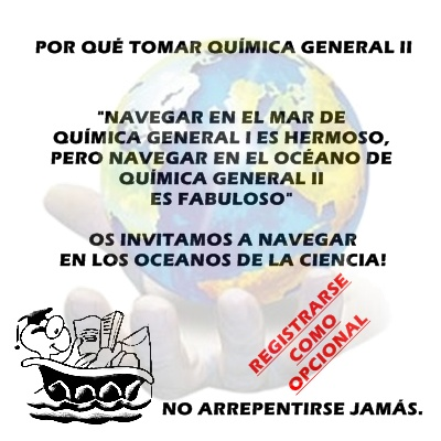 OS INVITO A REGISTRARSE EN LA MATERIA QUÍMICA GENERAL II