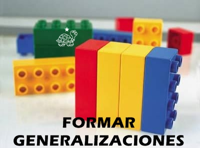FORMAR GENERALIZACIONES