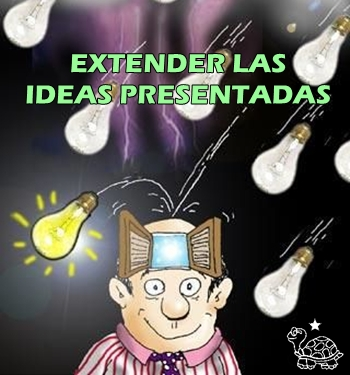EXTENDER LAS IDEAS