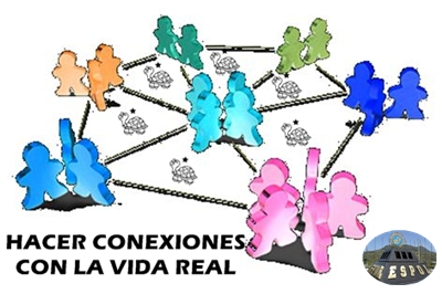 HACER CONEXIONES CON LA VIDA REAL