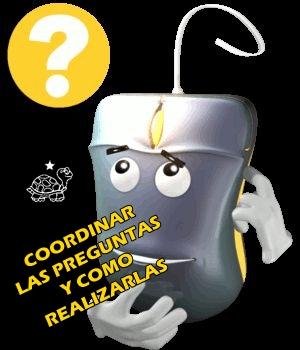 COORDINAR EL MOMENTO DE PREGUNTAS