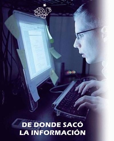DE DONDE SACÓ LA INFORMACIÓN