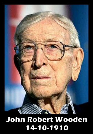 JOHN ROBERT WOODEN 