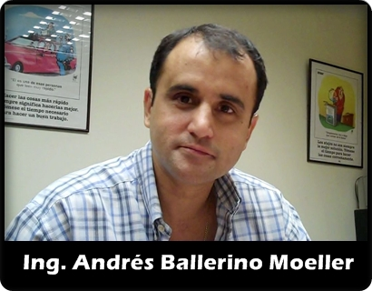 Ing. Andrés Ballerino Moeller
