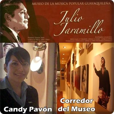 Visite el museo de la música Julio Jaramillo