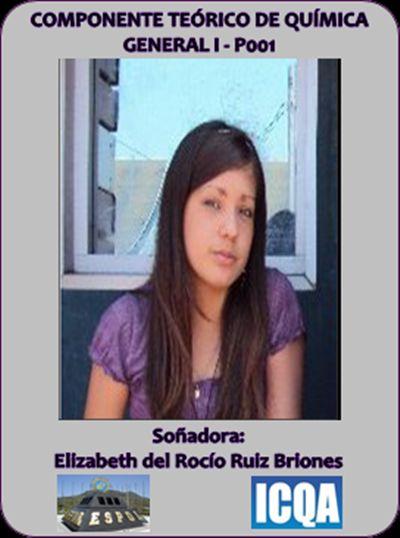 SUEÑO DE ELIZABETH RUIZ BRIONES