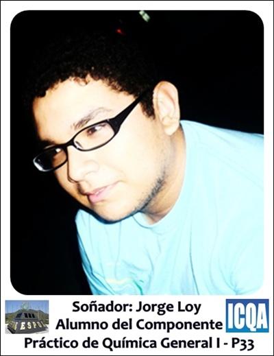 Soñador Jorge Loy