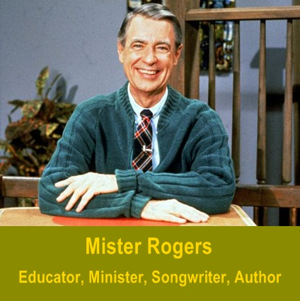 You Can Grow Ideas In The Garden Of Your Mind By Mister Rogers Espol Icqa Csect