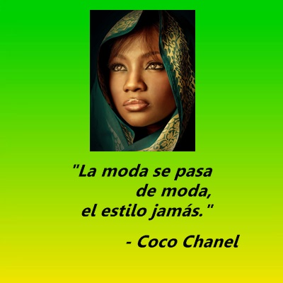 #132 - Coco Chanel estilo jamás
