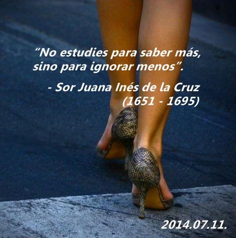 291 - Sor Juana Inés de la Cruz (1651 - 1695)